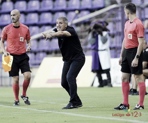 Paco Herrera | Foto: LaLiga 1|2|3