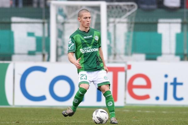 Paghera, centrocampista dell'Avellino, impeccabile dal dischetto - Foto Getty Images