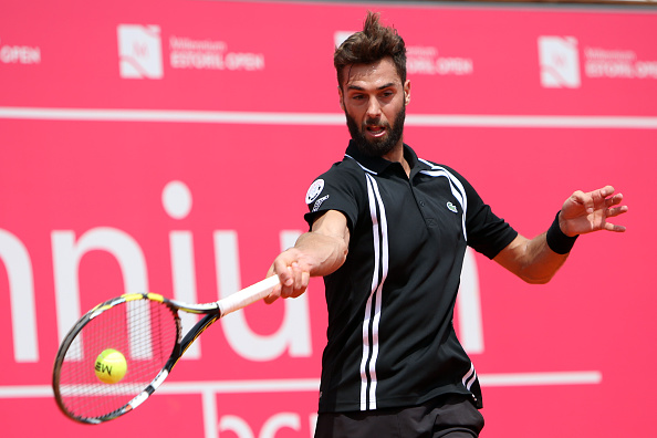 Paire in action in Estoril (Photo: Getty Images/Pedro Fiuza)