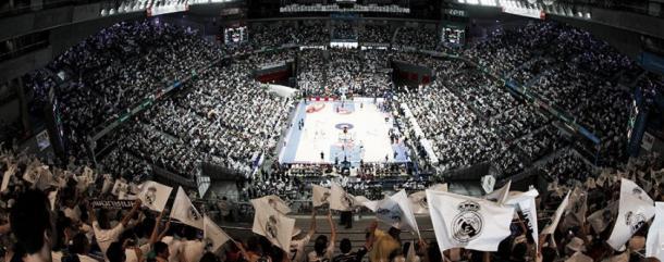 Panorámica del Palacio de los Deportes | Getty Images