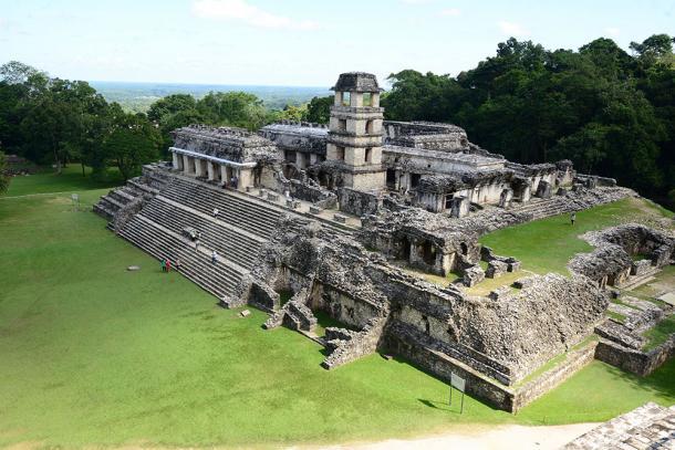 Antigua ciudad de Palenque | Instituto Nacional de Historia y Antropología de México