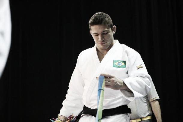 Penalber foi bicampeão panamericano de judô em 2014 e 2015 (Foto: Arquivo Pessoal)