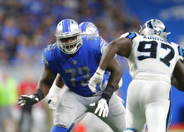 Robinson did not last long in Detroit | Source: The Associated Press