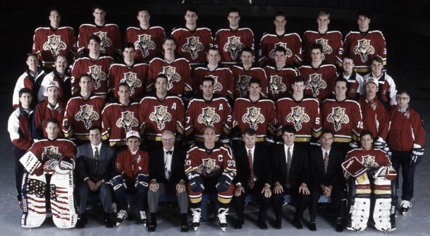 Hasta hoy, los Panthers lideran el ranking de victorias entre los debutantes. Foto NHL.com