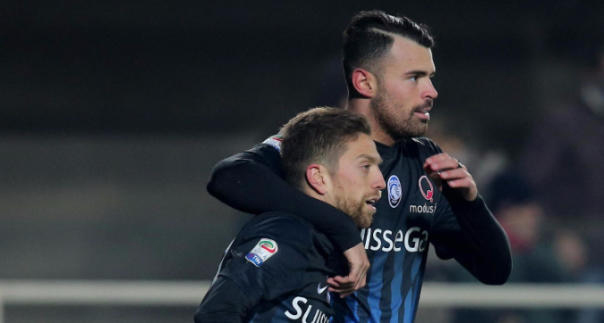 Gomez insieme all'amico Petagna, www.blog.betclic.it