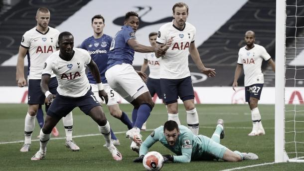 Lloris sostiene al Tottenham./ Foto: Premier League