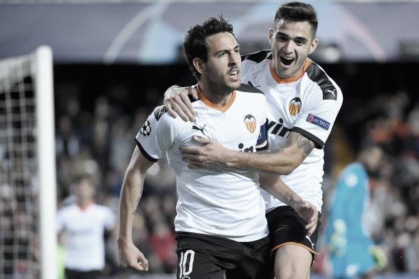 Dani Parejo./ Foto: Champions League