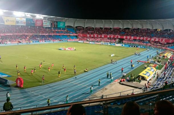 Estadio Pascual Guerrero | Foto: Noticias Caracol