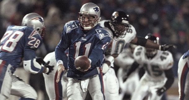 Los Patriots vencieron a los Jaguars en la final de la AFC l Foto: NFL