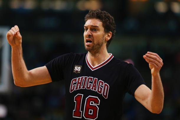 Will Pau Gasol go where the money is or take a discount to play for a contender? Photo: Maddie Meyer/Getty Images North America