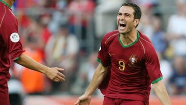 Portugal have really struggled to replaced Pauleta | Photo: Getty