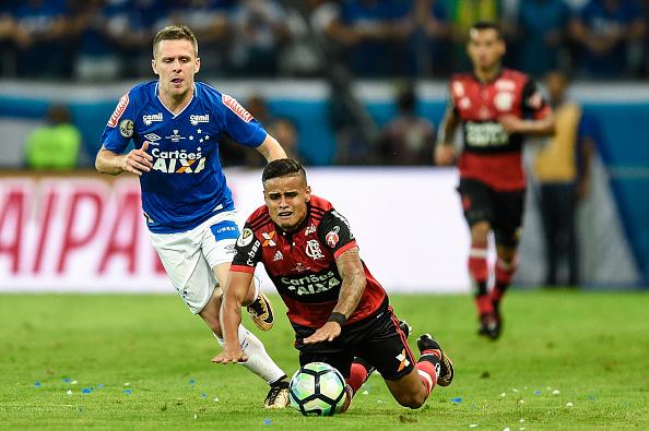 Título da Copa do Brasil ficou com o Cruzeiro (Foto: Pedro Vilela/Getty Images)