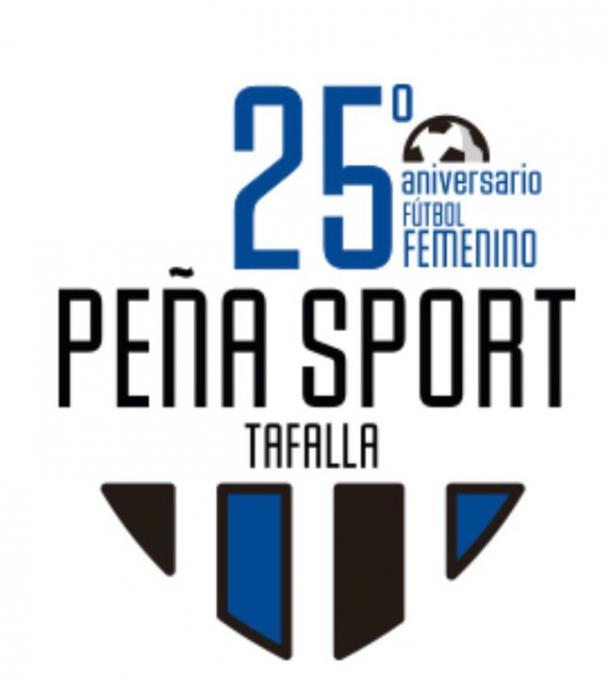 Nuevo escudo femenino | Foto: Peña Sport
