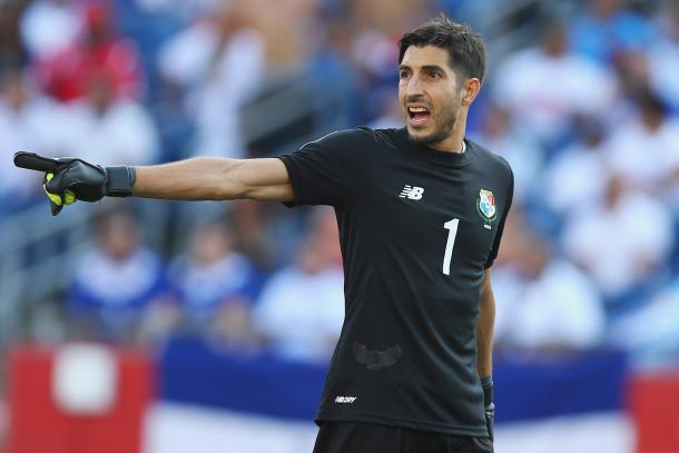 For Panama to have any chance of advancing to the next round Jamine Penedo will need to give his best performance of his career. Photo provided by Getty Images.