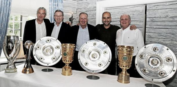 (Foto: FC Bayern/Divulgação)