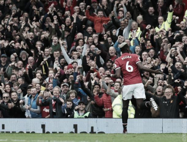 Paul Pogba está llamado a ser la figura del United | Fuente Manchester United