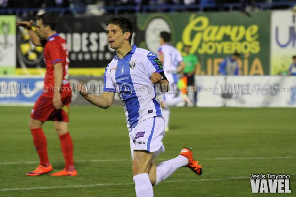 El Leganés empató a dos en casa contra el Numancia | Foto: | VAVEL
