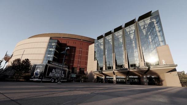 Estadio Pepsi Center   Foto: NHL.com