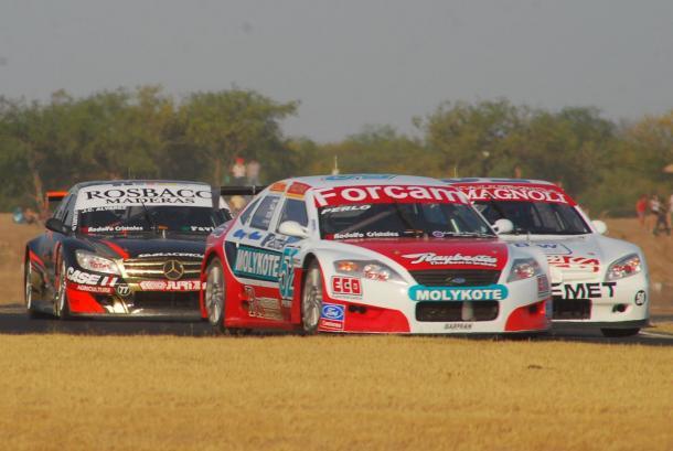 Gonzalo Perlo en Top Race año 2009. Foto: Top Race.