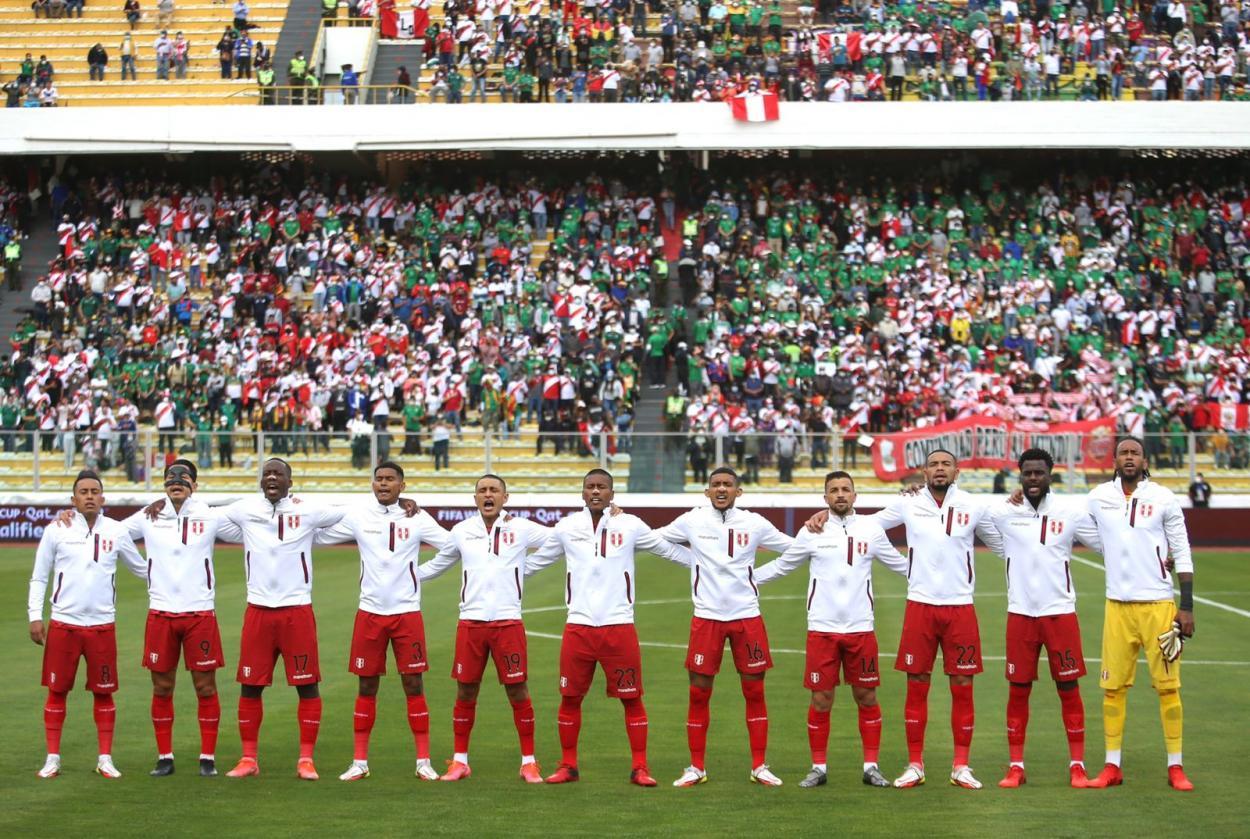 Foto: Divulgação/Seleção Peruana de Futebol