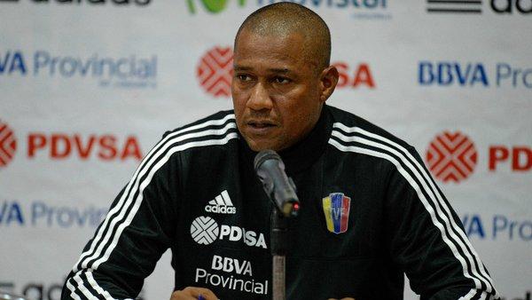 Noel Sanvicente, manager de la selección venezolana