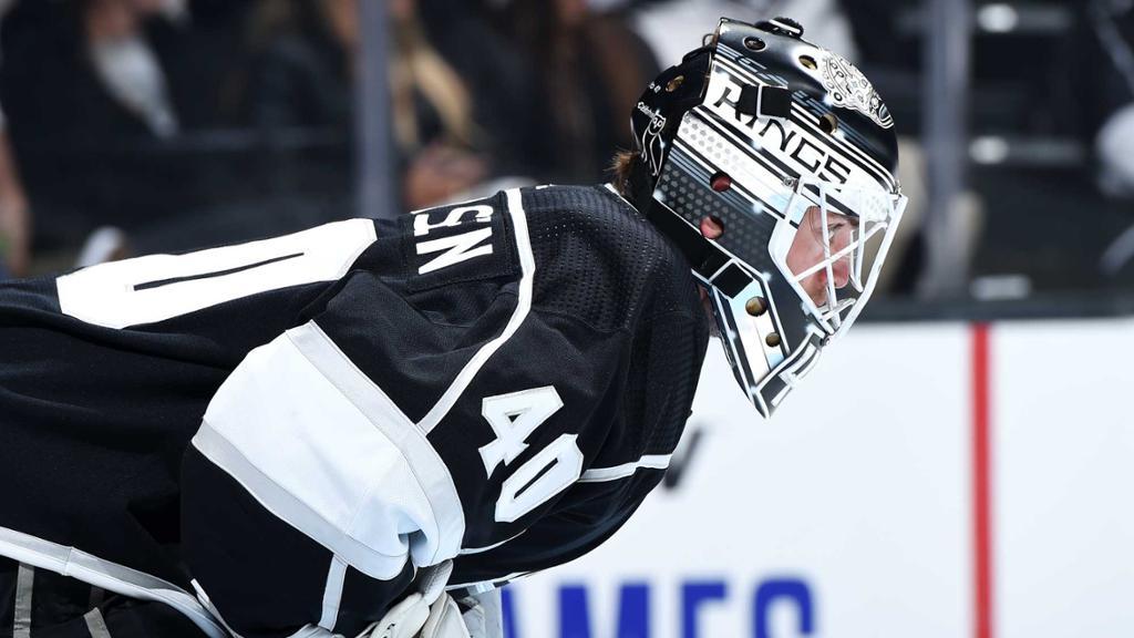 Calvin Petersen   Foto: NHL.com