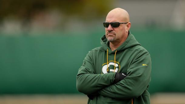 Mike Pettine, la mente tras la defensiva de los Packers (Foto:www.packers.com)