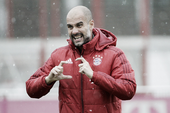 Can Guardiola guide Bayern to a third league title? | Source: Sky Sports