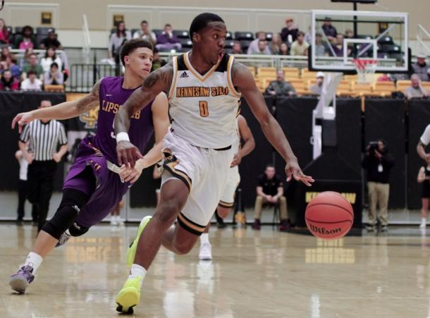 Ray is the Owls' top scorer and one of the best deep threats in the conference/Photo: Mike Beaverson/Kennesaw State