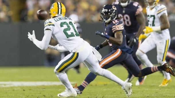 The defense set the tone for a dominant performance by the Packers | Source: AP