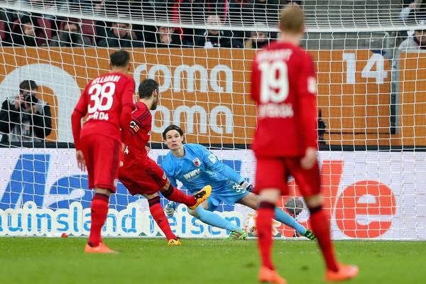Calhanoglu earns Leverkusen a point. | Source: zimbio
