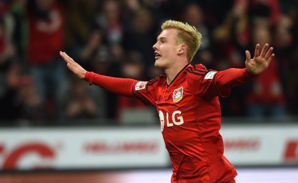 Star man; Julian Brandt. | Source: sportingnews