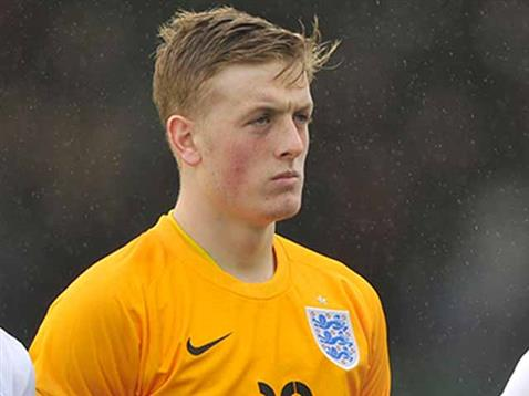 The young keeper won the Toulon tournament with England (Photo: Getty Images)
