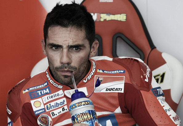 Pirro finished in fifth, after replacing factory rider Iannone | Photo: Mirco Lazzari gp/Getty Images