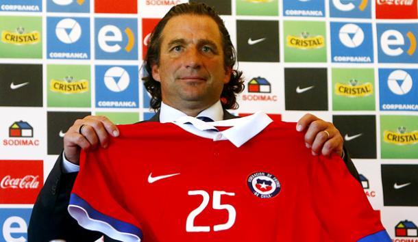 Juan Antonio Pizzi, DT de Chile | Foto: La Nación de Chile