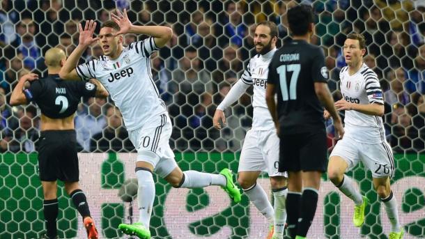 Marko Pjaca sblocca il match di Oporto | www.twitter.com