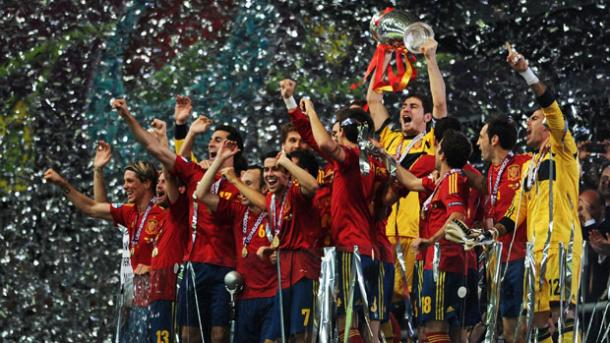 Can Spain retain the trophy? | Source: platform-online