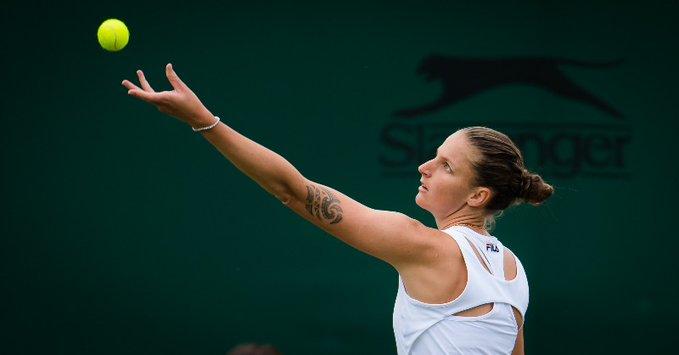Ex-número 1 do mundo nunca alcançou a segunda semana em Londres (Foto: Divulgação/WTA)