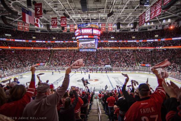 PNC Arena | Jamie Keller