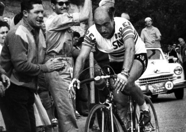 Pese a irse a Italia, Poblet volvía a menudo para disputar la Volta. | Fuente: Volta Ciclista a Catalunya