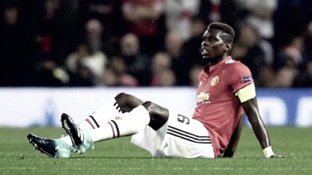 Pogba, líder del United | Foto: uefa.com