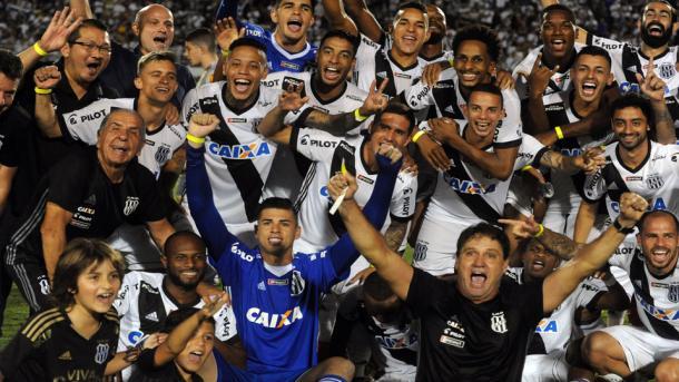 Depois de ir mal no Paulistão, Ponte conquistou o Torneio do Interior  Foto: Israel Oliveira | PontePress