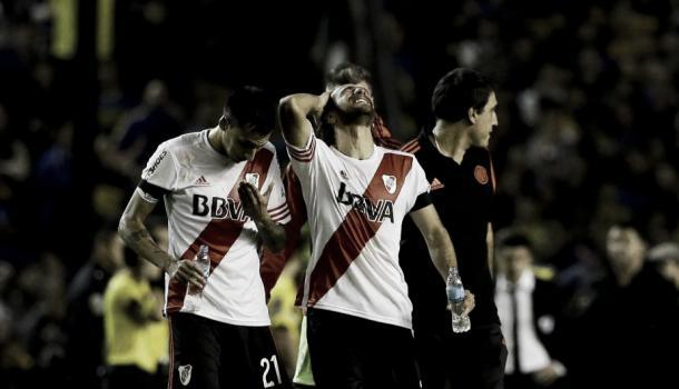 El episodio del gas pimienta quedó en la historia negra de la Copa Libertadores | Foto: River