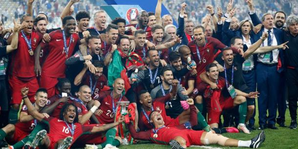 Portugal took the trophy, France defeated at the last (photo: Getty Images)
