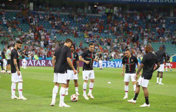 Foto Selección Uruguaya Twitter