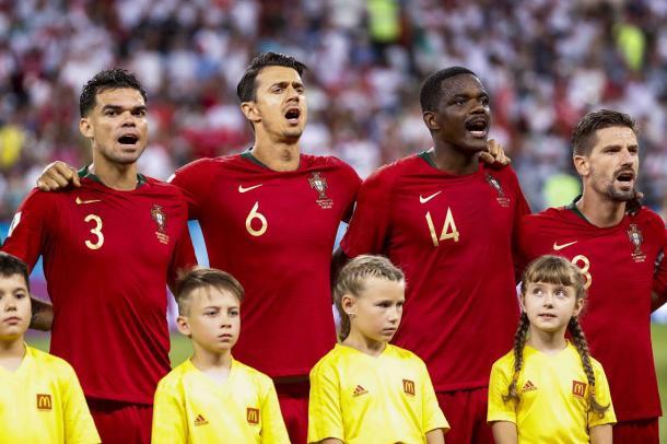 Foto Portogallo Twitter