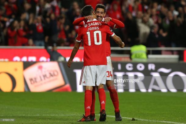 Jonas es la gran esperanza del Benfica / Foto: gettyimages