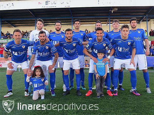 Joselu y Rodri siempre en primera línea de batalla/ Foto: Linares Deportivo