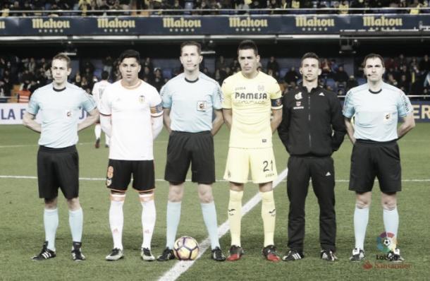 José Luis González González, árbitro (Foto: laliga.es)