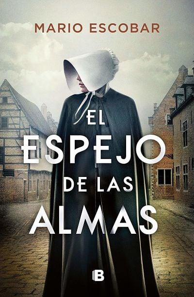 Portada del libro El espejo de las almas | Foto: Ediciones B